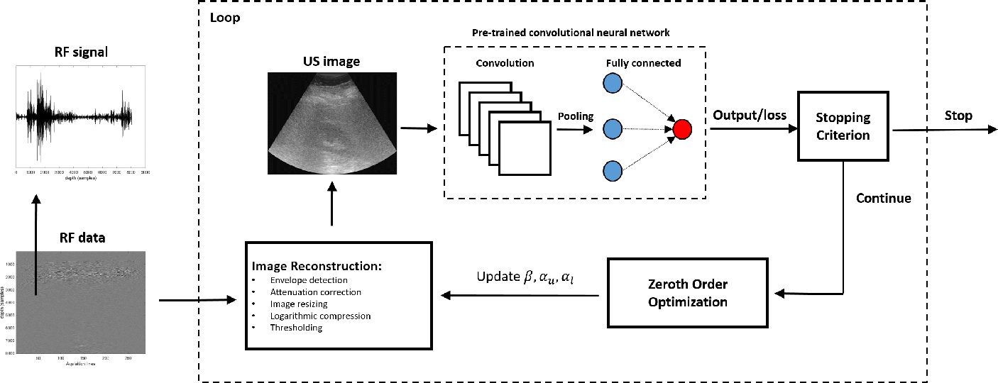 Figure 2 for Adversarial attacks on deep learning models for fatty liver disease classification by modification of ultrasound image reconstruction method
