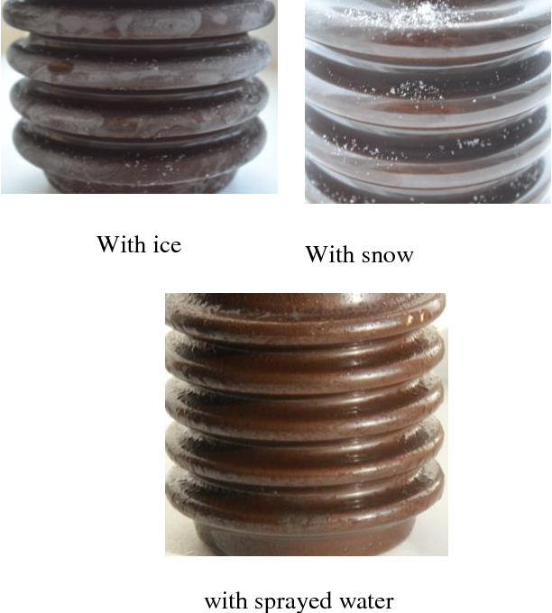Figure 1 for High Voltage Insulator Surface Evaluation Using Image Processing