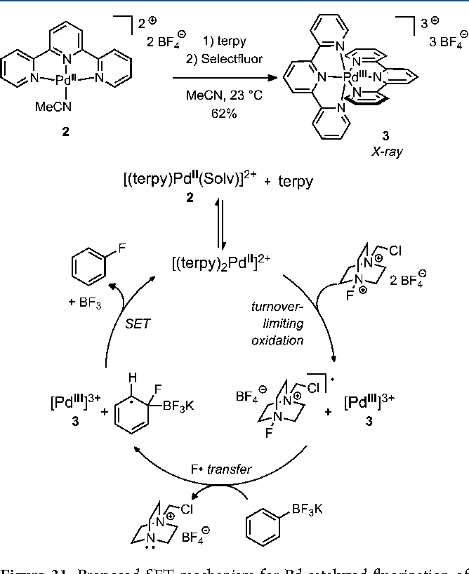 Modern Carbon Fluorine Bond Forming Reactions For Aryl Fluoride