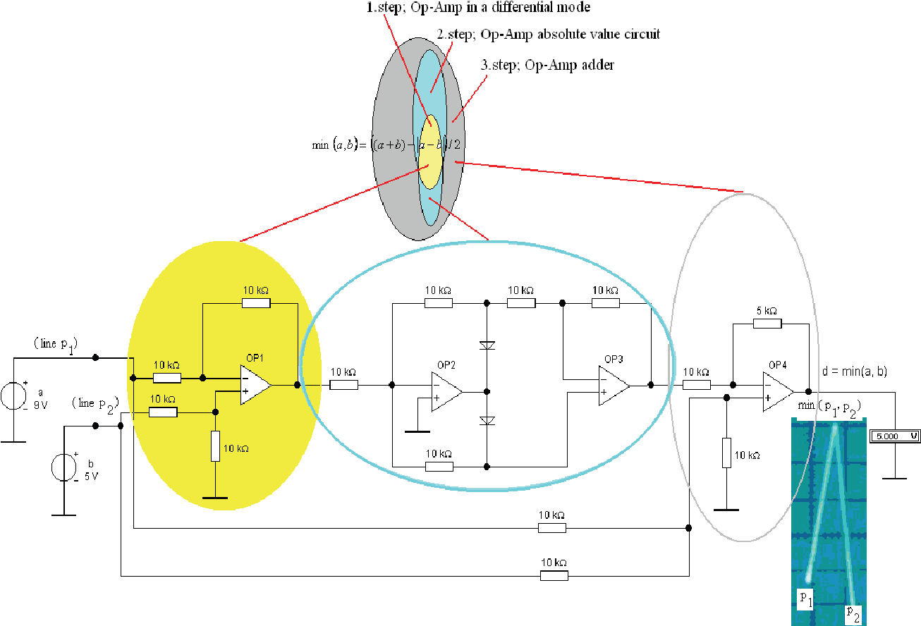 Figure 6 From Min Max Circuits As A Problem Solving Tools Op Amp Circuit 4