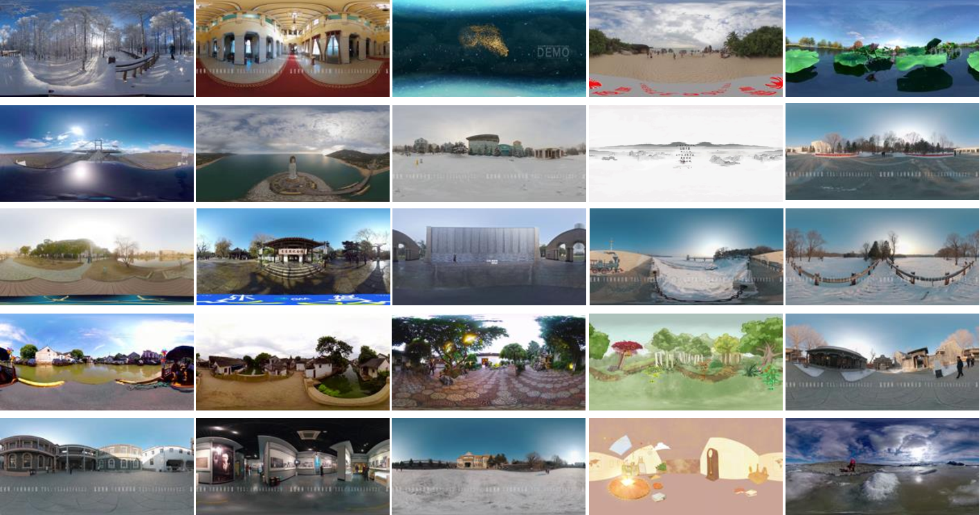 Figure 4 for A Single Frame and Multi-Frame Joint Network for 360-degree Panorama Video Super-Resolution