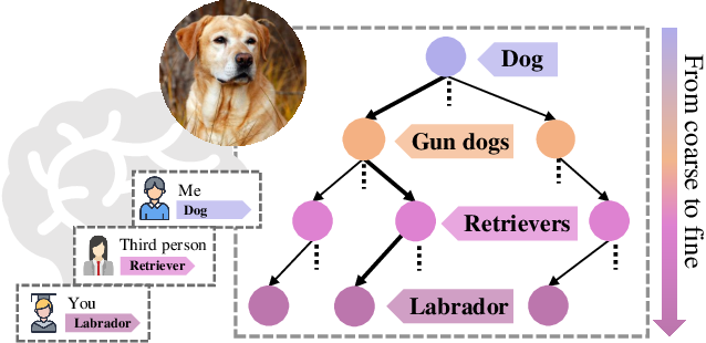 """Figure 1 for Your """"Labrador"""" is My """"Dog"""": Fine-Grained, or Not"""
