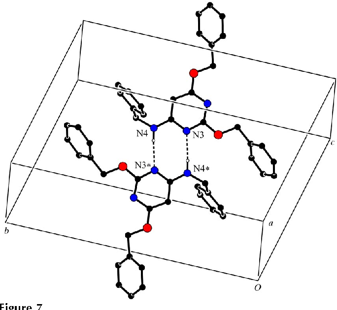 Figure 7 From Hydrogen Bonding In 2 Amino 4 Methoxy 6