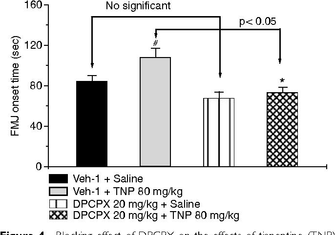 Effects of Tianeptine on Onset Time of Pentylenetetrazole