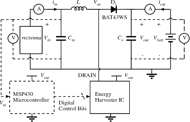 custom ic for ultra low power rf energy harvesting semantic scholar rh semanticscholar org