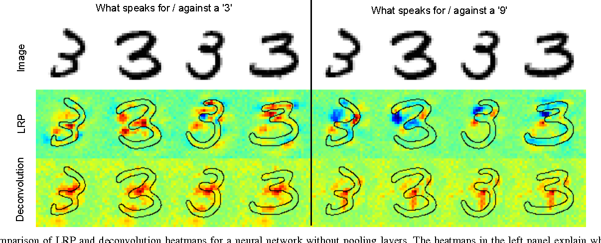 Figure 3 for Evaluating the visualization of what a Deep Neural Network has learned