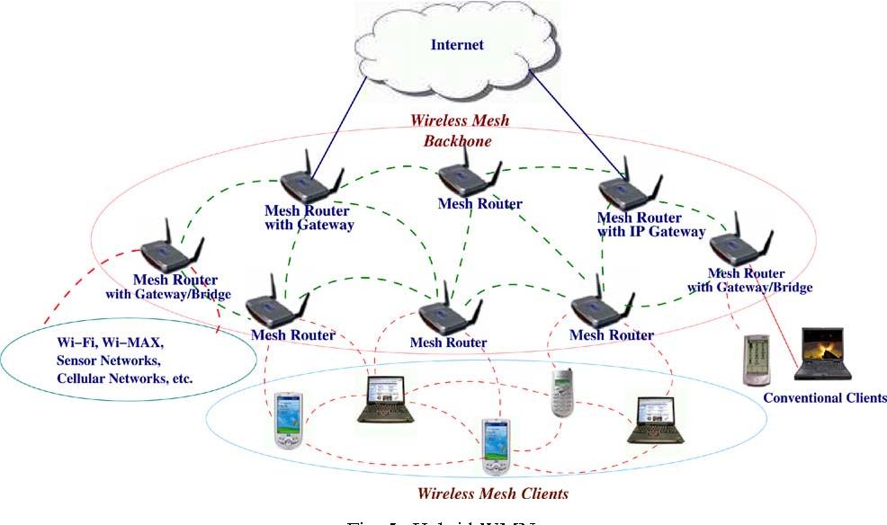 wireless mesh network