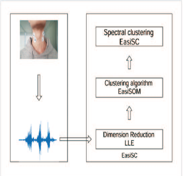 Figure 1 for EasiCS: the objective and fine-grained classification method of cervical spondylosis dysfunction