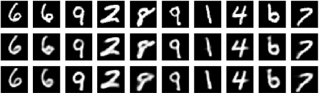 Figure 3 for TVAE: Triplet-Based Variational Autoencoder using Metric Learning