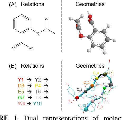 Figure 1 for Molecular CT: Unifying Geometry and Representation Learning for Molecules at Different Scales