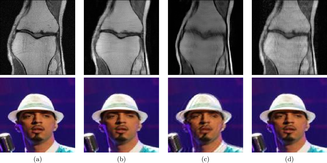 Figure 1 for Model Adaptation for Inverse Problems in Imaging
