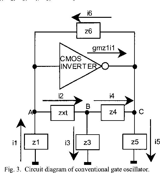 Development Of Inductive Quartz Crystal Oscillator Circuit With Cmos