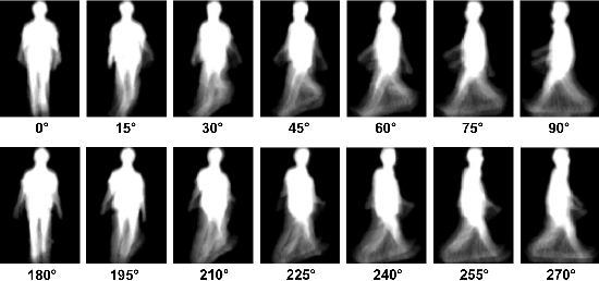 Figure 1 for Robust Cross-View Gait Identification with Evidence: A Discriminant Gait GAN (DiGGAN) Approach on 10000 People