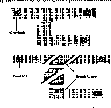 Figure 3 from REX - A VLSI parasitic extraction tool for