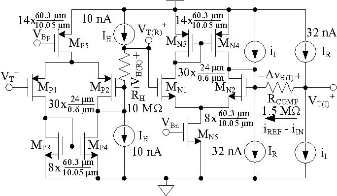 white noise generator circuit diagram