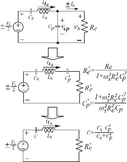 Analysis And Implementation Of Half Bridge Seriesparallel Resonant