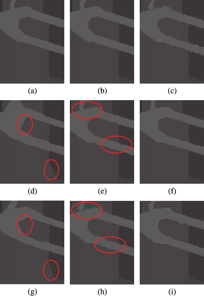Figure 4 for Joint Denoising / Compression of Image Contours via Shape Prior and Context Tree