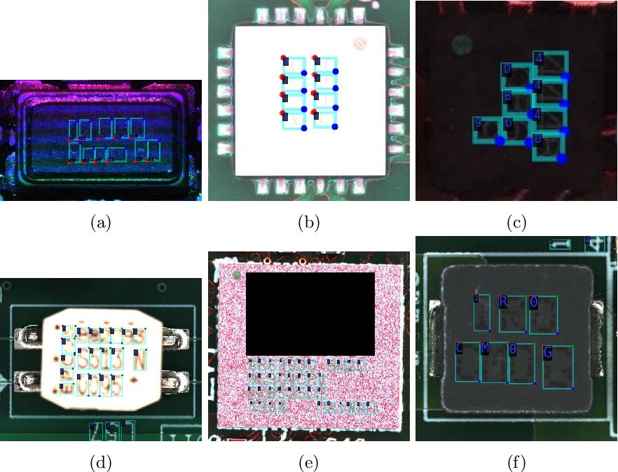 Figure 1 for ICDAR 2021 Competition on Integrated Circuit Text Spotting and Aesthetic Assessment