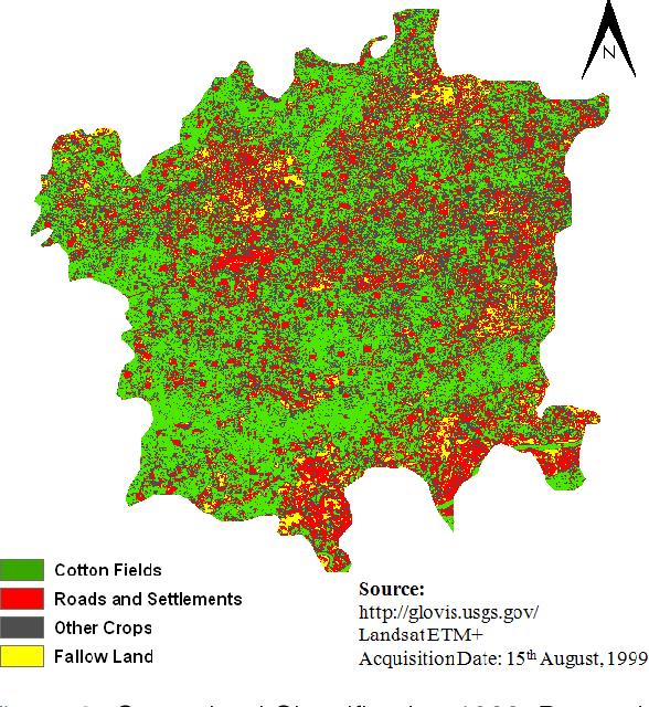 PDF] The Utilization of MODIS and Landsat TMETM + for Cotton