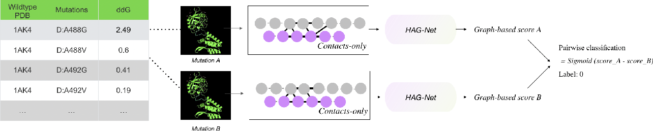 Figure 3 for Sequence-based deep learning antibody design for in silico antibody affinity maturation