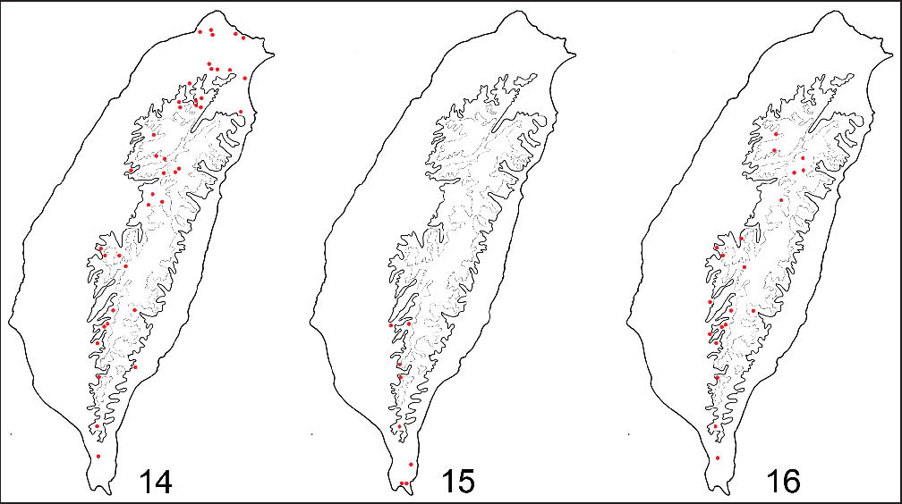 Figure 1416 From Revision Of Phyllobrotica From Taiwan With