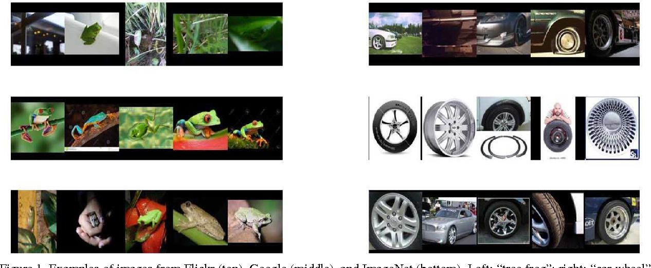Figure 1 for WebVision Database: Visual Learning and Understanding from Web Data
