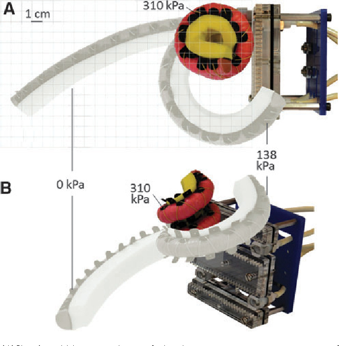 Figure 6 from Soft Robotic Grippers for Biological Sampling on Deep