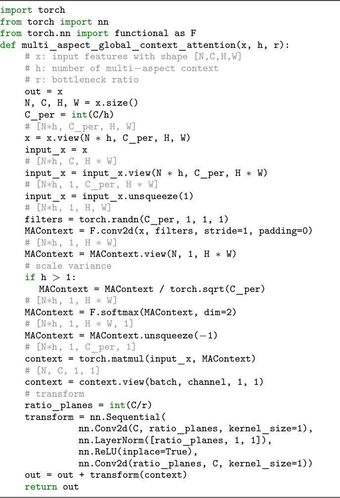 Figure 3 for MASTER: Multi-Aspect Non-local Network for Scene Text Recognition