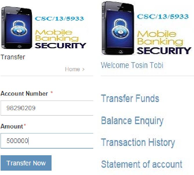PDF] Development of a Secure Mobile E-Banking System - Semantic Scholar