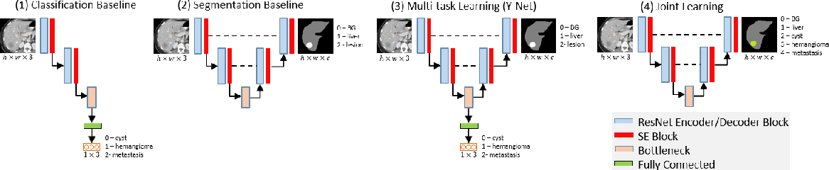 Figure 1 for Joint Liver Lesion Segmentation and Classification via Transfer Learning