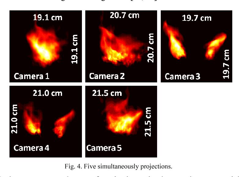 PDF] Volumetric imaging of turbulent reactive flows at kHz