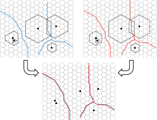 Voronoi diagrams on periodic graphs semantic scholar figure 5 ccuart Choice Image