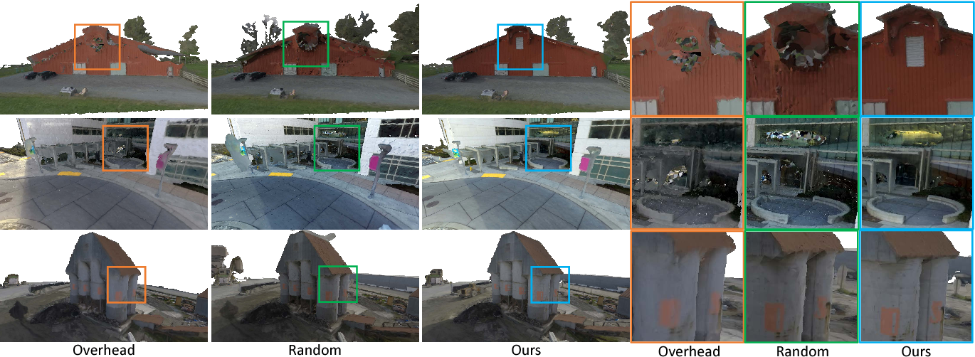 Figure 4 for Submodular Trajectory Optimization for Aerial 3D Scanning