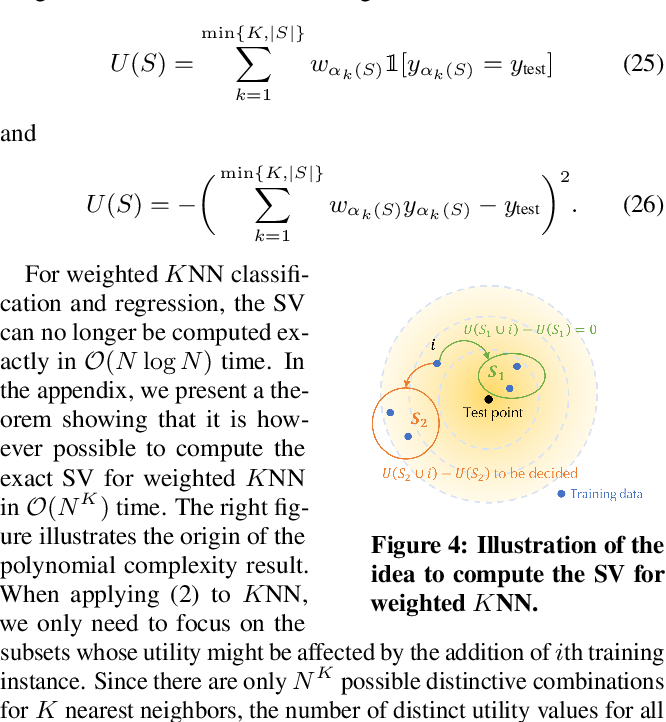 Figure 4 for Efficient Task-Specific Data Valuation for Nearest Neighbor Algorithms