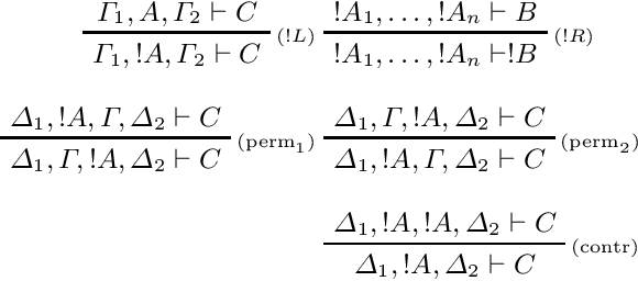 Figure 2 for Categorical Vector Space Semantics for Lambek Calculus with a Relevant Modality