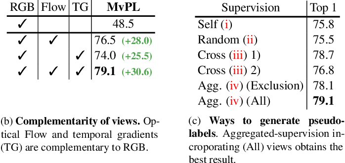 Figure 2 for Multiview Pseudo-Labeling for Semi-supervised Learning from Video