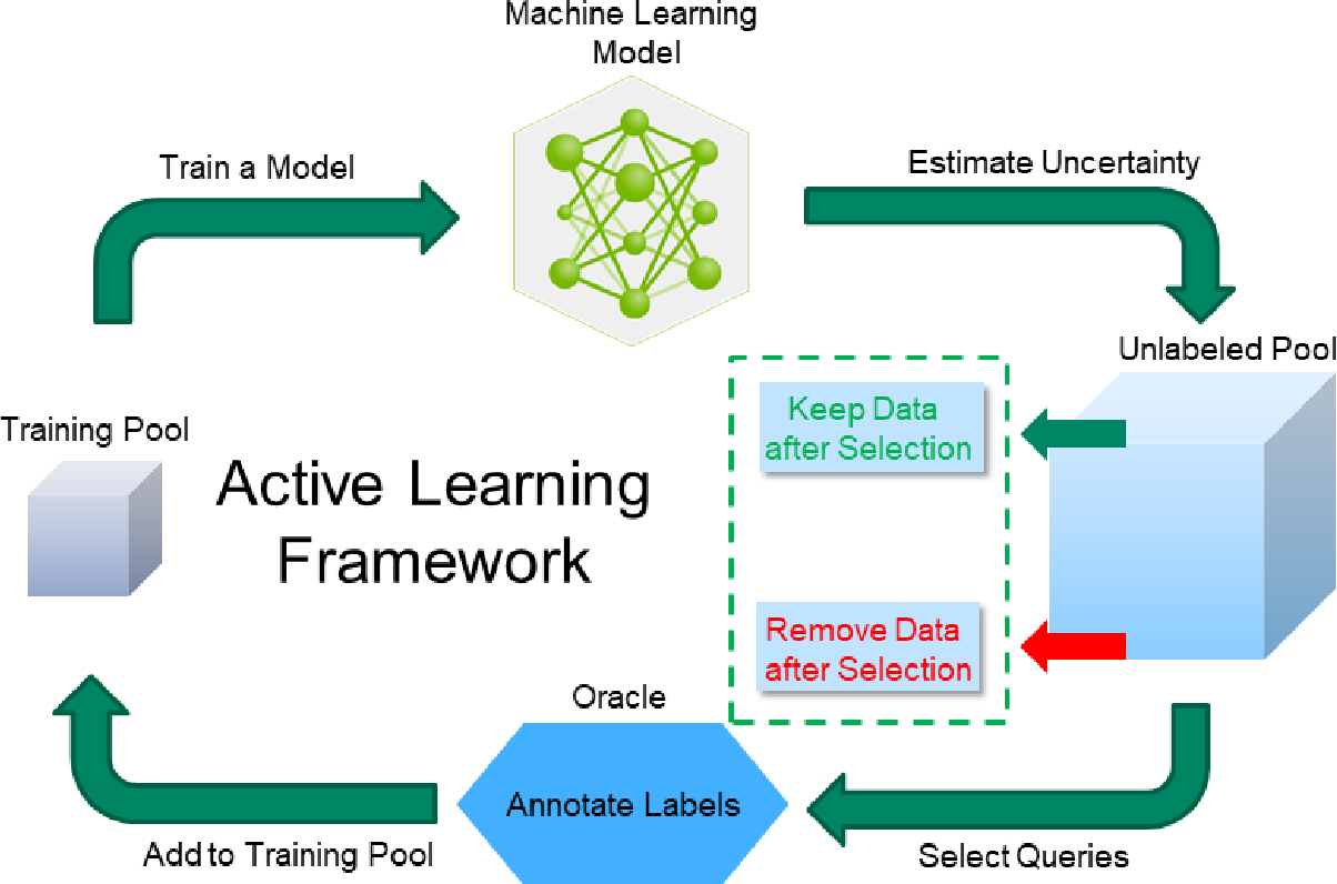 Figure 2 for Diminishing Uncertainty within the Training Pool: Active Learning for Medical Image Segmentation