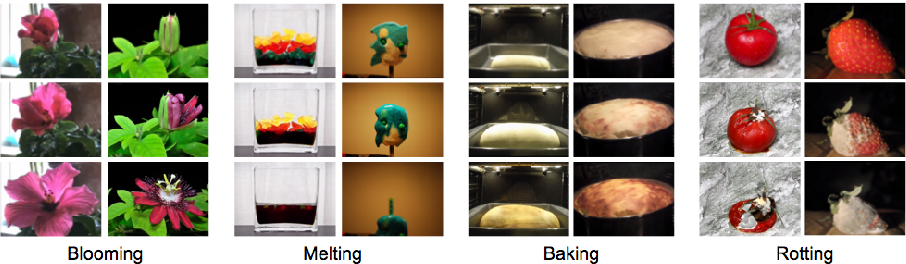 Figure 2 for Learning Temporal Transformations From Time-Lapse Videos