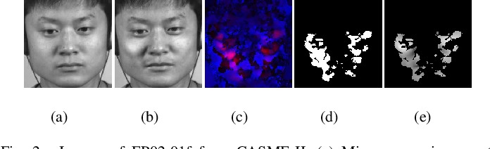 Figure 2 for A Multi-stream Convolutional Neural Network for Micro-expression Recognition Using Optical Flow and EVM