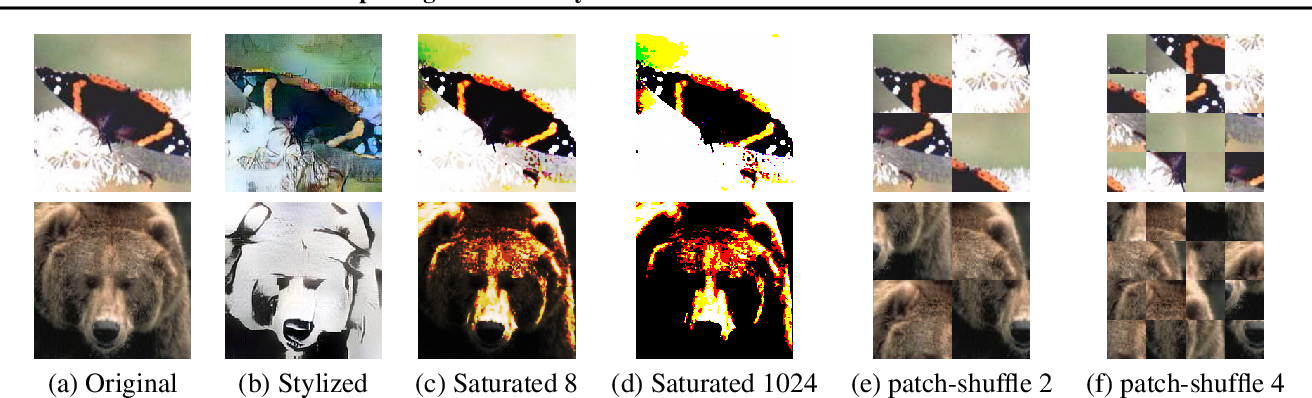 Figure 1 for Interpreting Adversarially Trained Convolutional Neural Networks