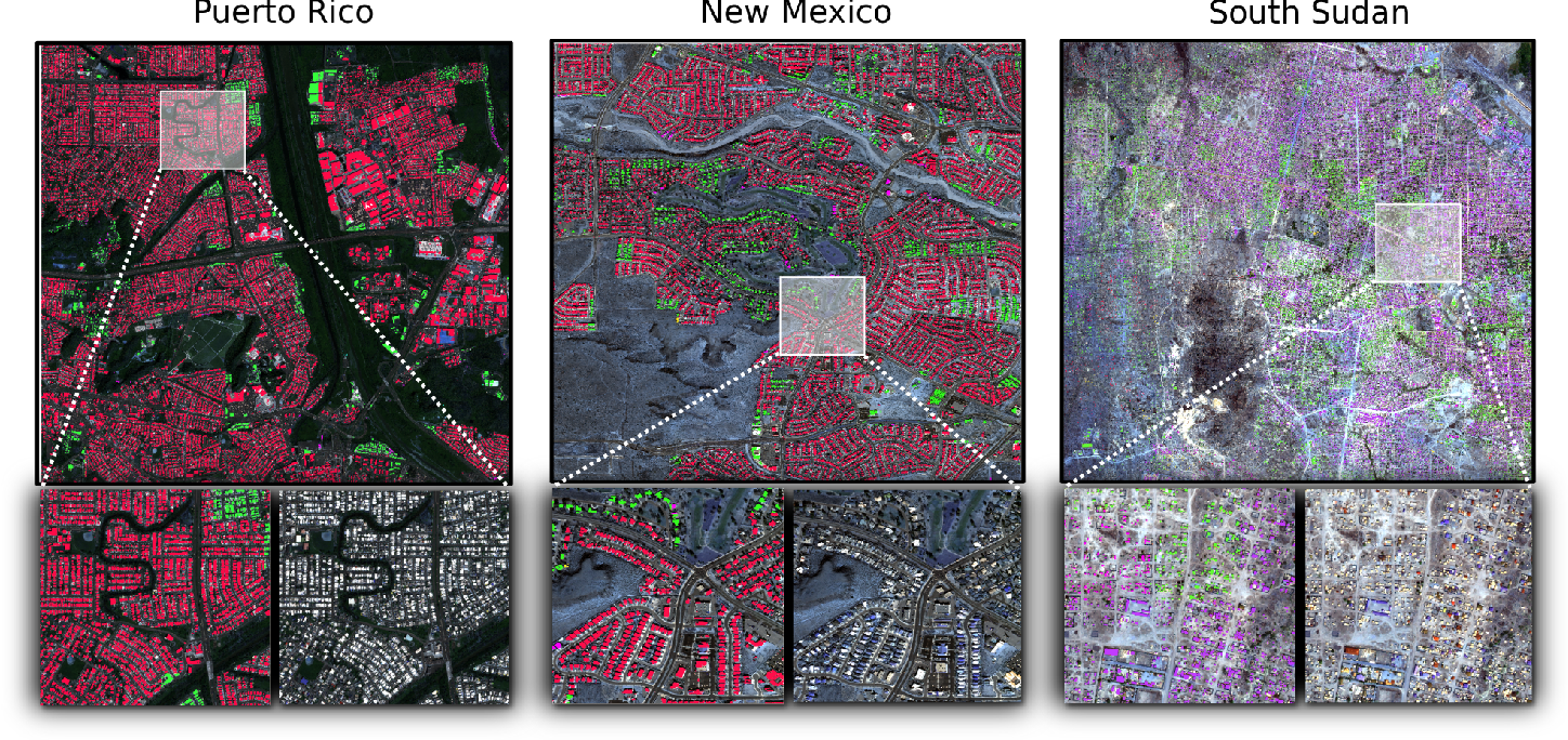 Figure 3 for Apache Spark Accelerated Deep Learning Inference for Large Scale Satellite Image Analytics