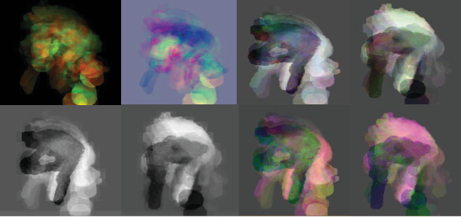 Figure 1 for Scene Flow to Action Map: A New Representation for RGB-D based Action Recognition with Convolutional Neural Networks