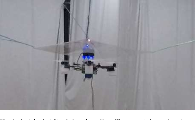 Figure 1 for Aerial Robot Control in Close Proximity to Ceiling: A Force Estimation-based Nonlinear MPC