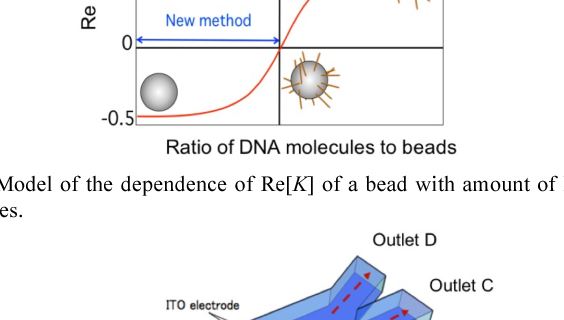 Dna Detection Microfluidic Device Based On Negative