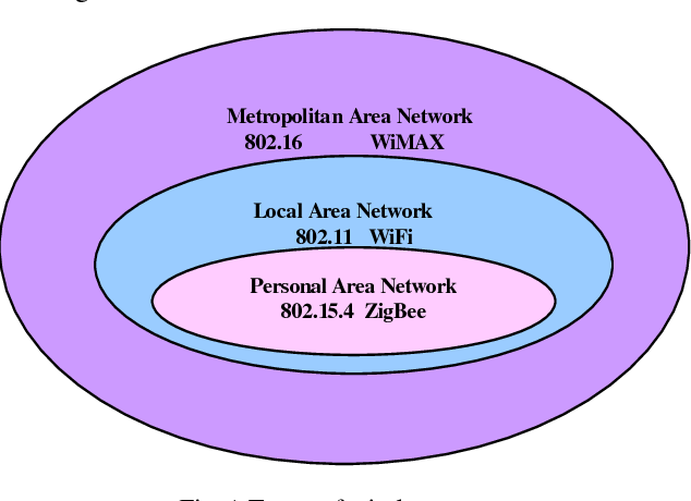 Fig. 1 Types of wireless access