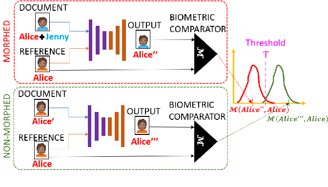 Figure 4 for Conditional Identity Disentanglement for Differential Face Morph Detection