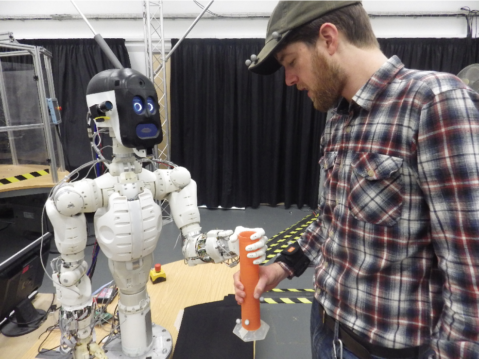 Figure 2 for A Corroborative Approach to Verification and Validation of Human--Robot Teams