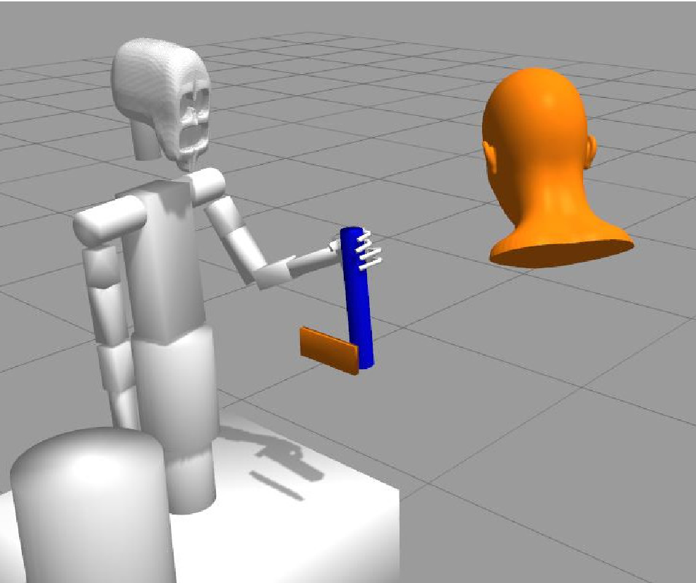 Figure 4 for A Corroborative Approach to Verification and Validation of Human--Robot Teams