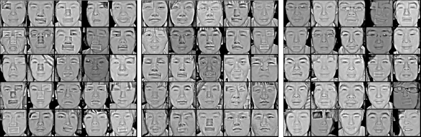 Figure 3 for Frankenstein: Learning Deep Face Representations using Small Data