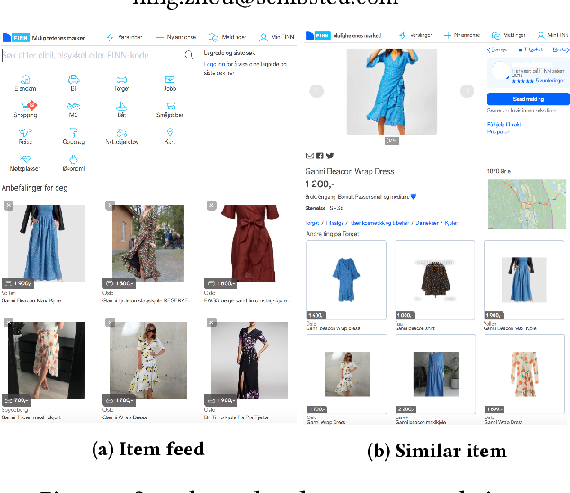 Figure 1 for Deep neural network marketplace recommenders in online experiments